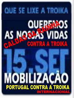 Acorda, Contra, Indignados, Internacional, Ladrões, Levantar, Mobilização, Nacional, Nação, Portugal, Povo, Rua, Troika, Vidas, Covilhã,    Protesto, Manifestação, Caldas, Rainha