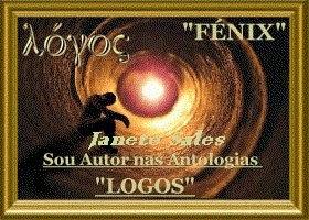 """Estou na """"FÉNIX"""" """"LOGOS"""" ( ANTOLOGIAS )"""