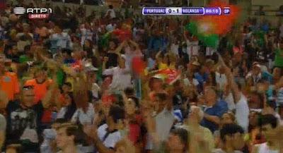 Portugal empata com a Holanda em jogo amigável