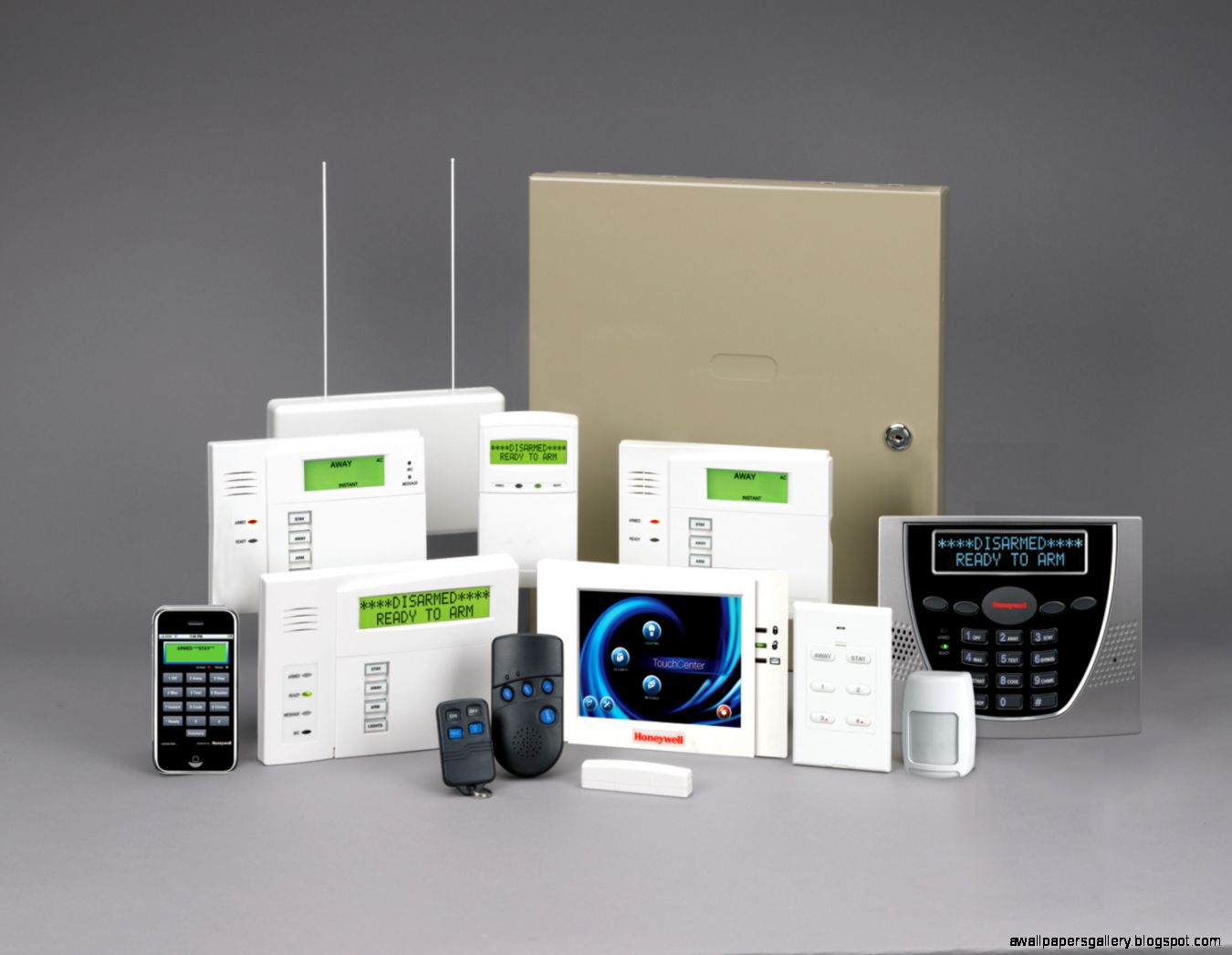 Best alarm systems wallpapers gallery Home security monitoring atlanta