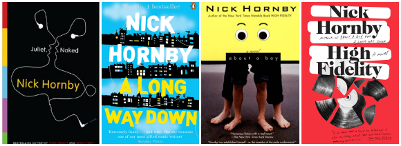 Nick Hornby Books