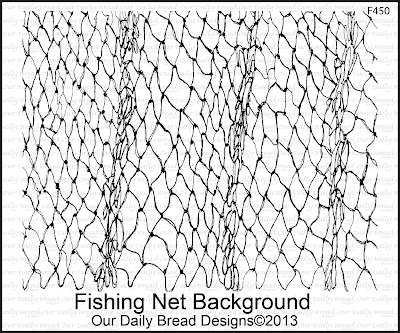 ODBD &quot;Fishing Net&quot; Background