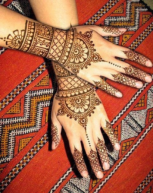 Henna Tattoos For Girls