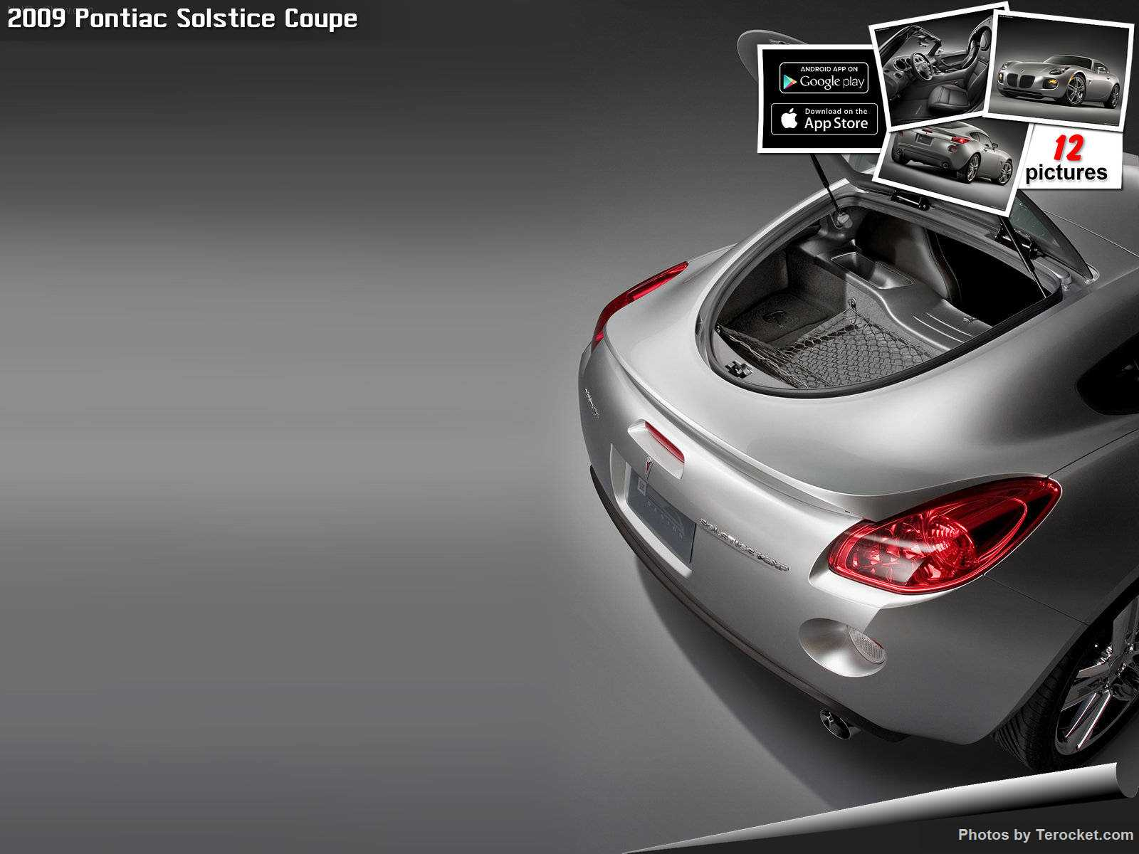 Hình ảnh xe ô tô Pontiac Solstice Coupe 2009 & nội ngoại thất Photos