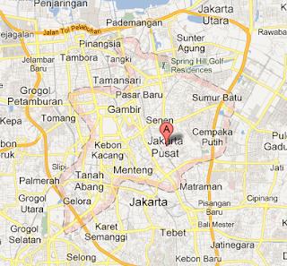 Area Jakarta Pusat