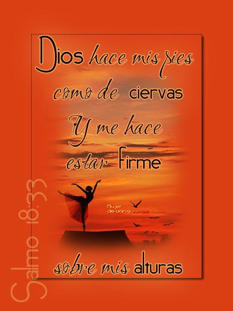 Dios nos invita a morar en sus alturas