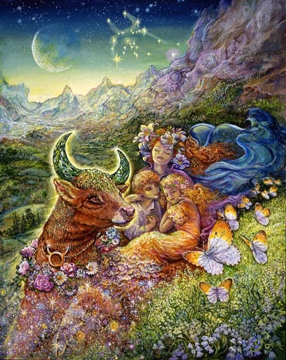 New Moon In Taurus ~ April 29th
