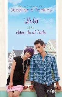 Reseña: Lola y el chico de al lado - Stephanie Perkins