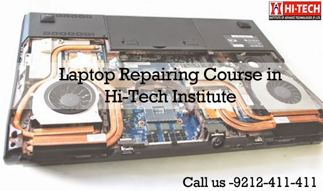 Laptop Repairing Course in Hi-Tech