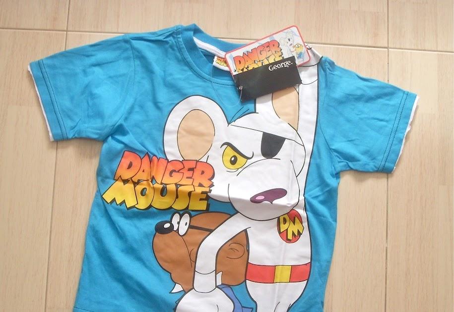 Fashionhutz Clothings Sale Danger Mouse Thomas The Train