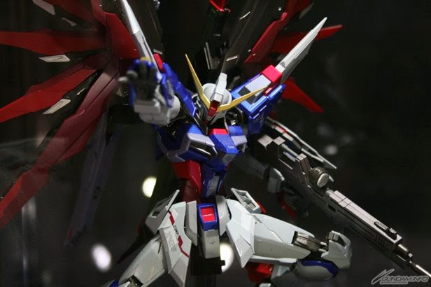 Metal Build Gundam Destiny Astray Blue Frame Bandai Japan New