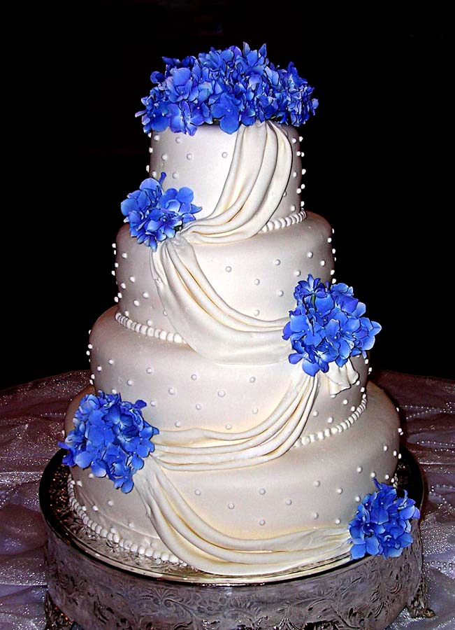 Inner Peace In Your Life: The Most Beautiful Wedding Cake ...
