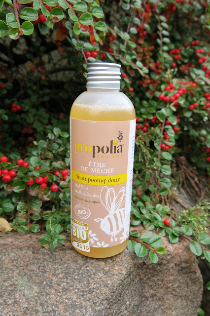 organiczny szampon do włosów