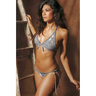 Archana Vijaya hot photos without dress string bikini panties bra girls
