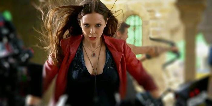 Elizabeth Olsen irá retornar como Feiticeira Escarlate em Capitão América 3: A Guerra Civil