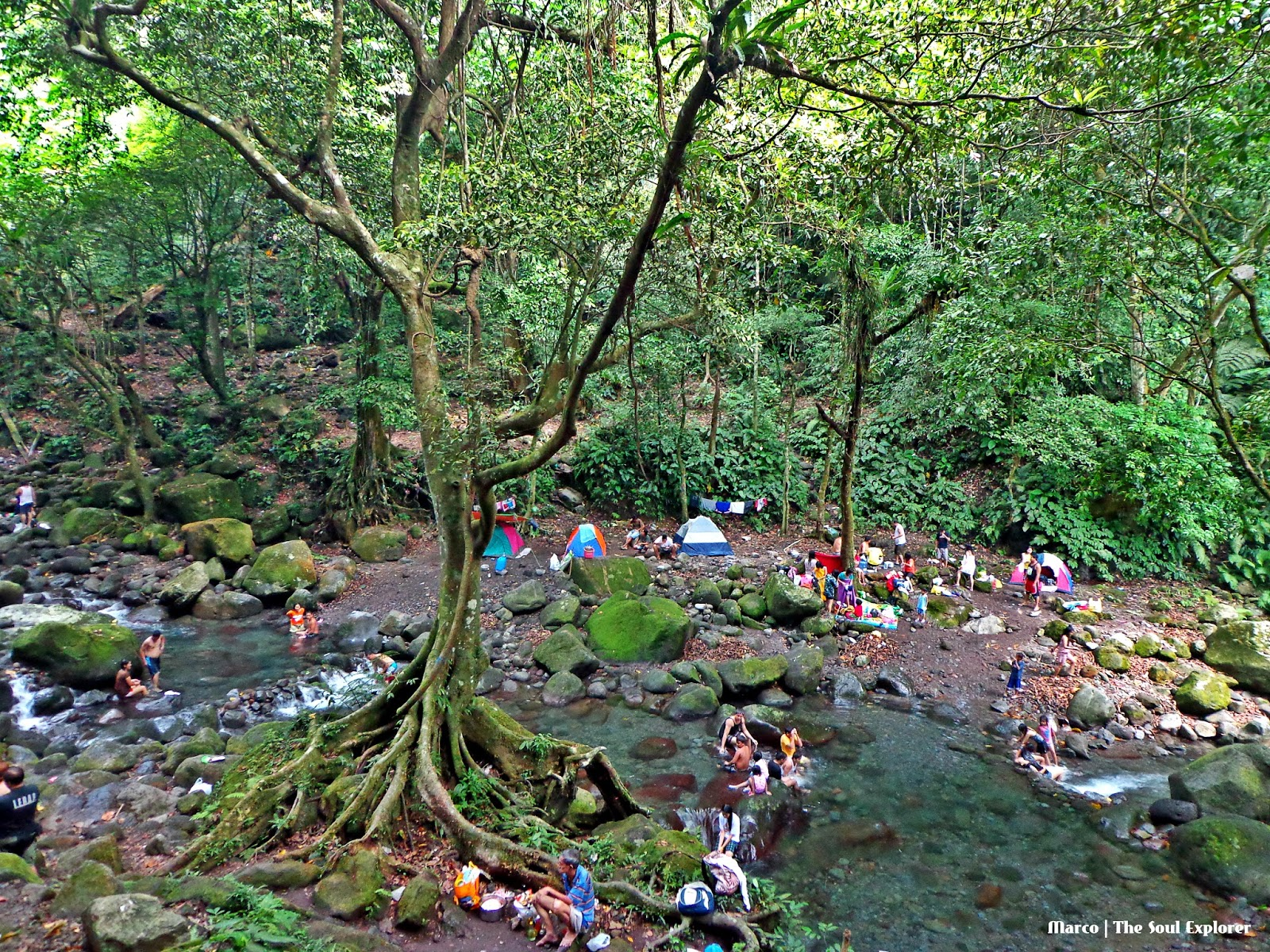 Weekend Getaway   Majayjay Falls