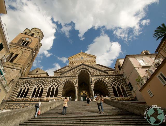 Catedral de Amalfi Sant'Andrea