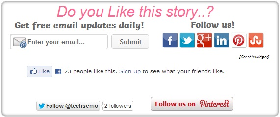 'Do You Like This Story?' - Beautiful Blogger Widget