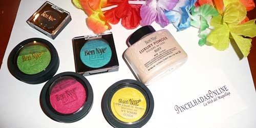 productos maquillaje primavera ben nye pincelhadasonline