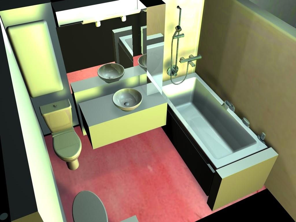lolatorgadecoracion.es vista de baño con utilidad