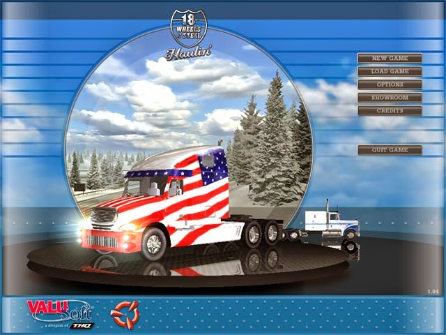 Download Game PC 18 Wheels Of Steel Haulin