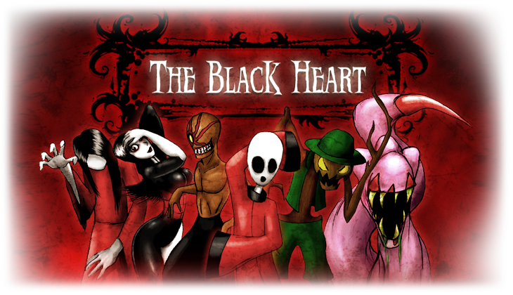 The Black Heart CoverTBH