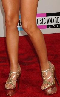 Audrina Patridge Legs and Feet