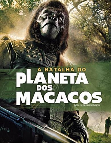 A Batalha do Planeta dos Macacos – Dublado