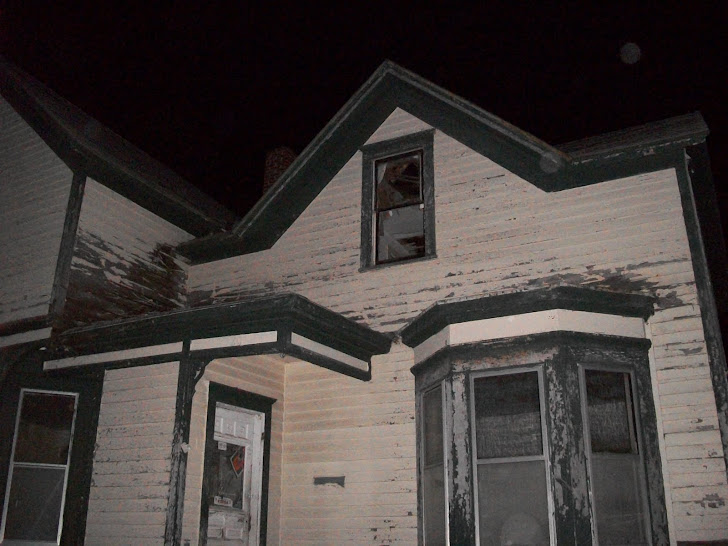 Ghost Tours Of Sleepy Eye Minnesota 2014