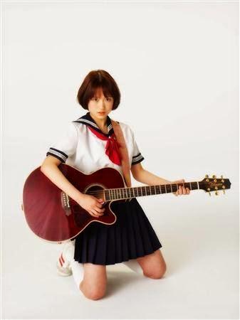 Sakurako Ohara as Fukuko Oonish
