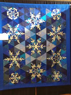 "Cheryl Barr - ""Snowflakes"""