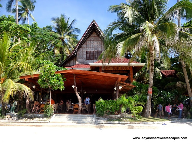 restaurant at Alona Tropical_Beach Resort Bohol