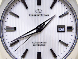 ORIENT STAR WHITE TEXTURE DIAL - AUTOMATIC