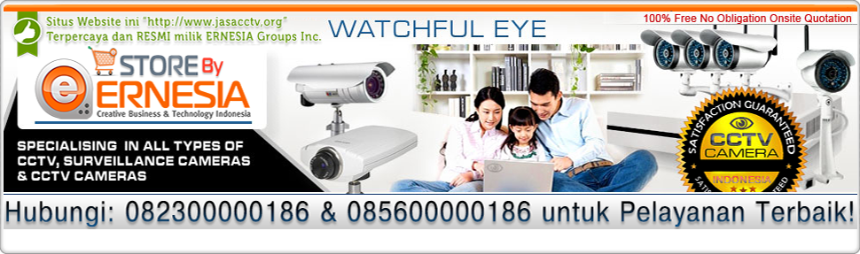 Jasa CCTV | ERNESIA Groups