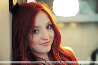 "Marga E. - ""LoveSpirit"" by Femjoy 3 (AKA Micca, Michelle H, Naomi) sexy redhead"