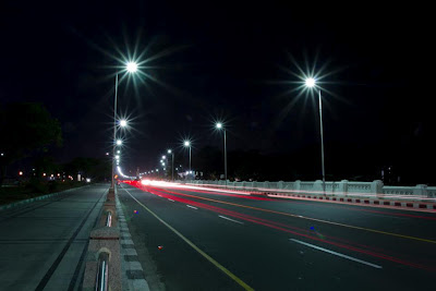 Chennai Beach Road