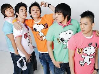 Big Bang boyband
