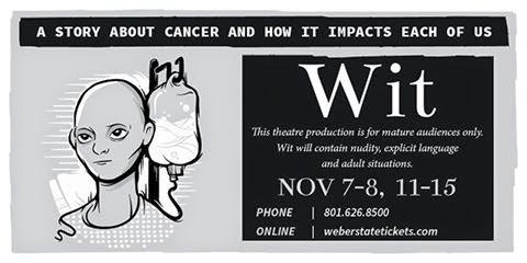 Weber State University presents Wit by Margaret Edson
