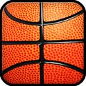 Basketball Arcade Machine Icon Logo