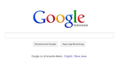 blog baru terindeks google