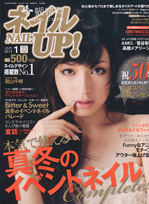 Scans | Nail Up! January 2013