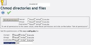 Cara Mengatasi error wp-config.php