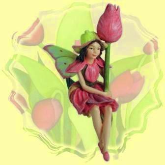 Dongeng Peri Tulip Singkat dan Terjemahan