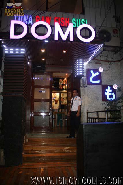 domo maguro restaurant