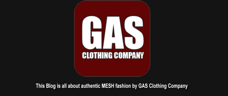 Official GAS Clothing Company Blog