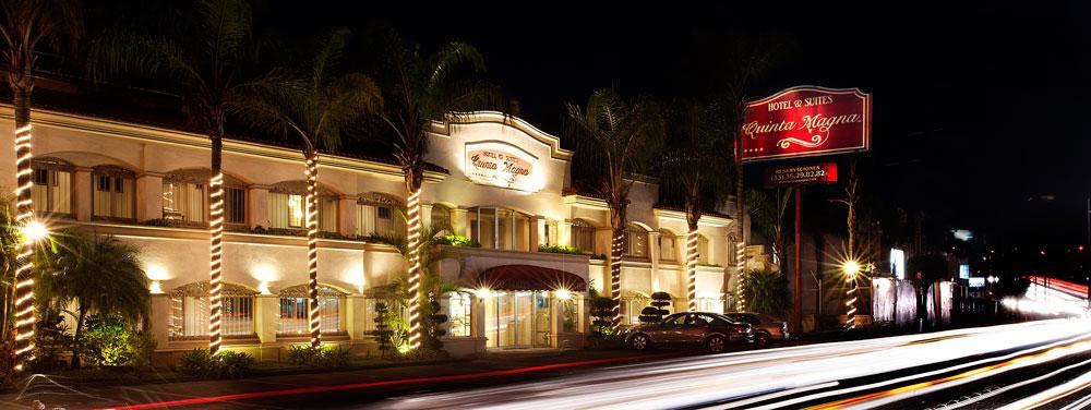 HOTEL QUINTA MAGNA