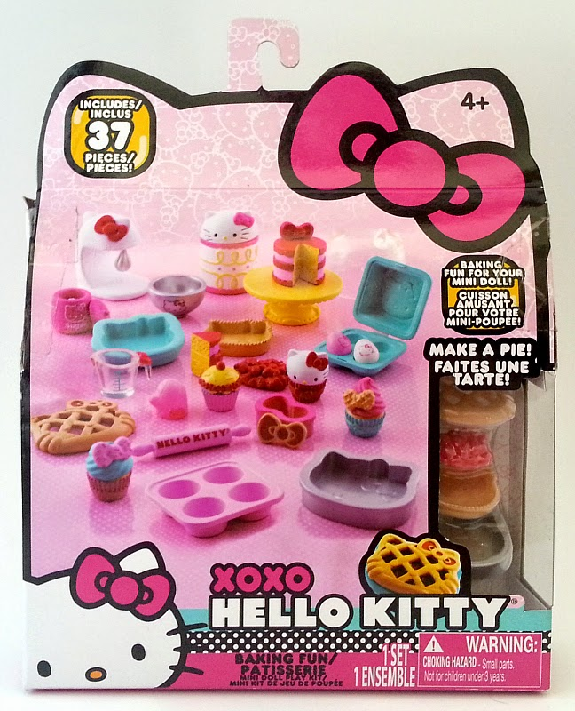 Hello Kitty Kitchen Accessories: The AG Minis Of SNICKERDOODLE STREET: Hello Kitty Mini