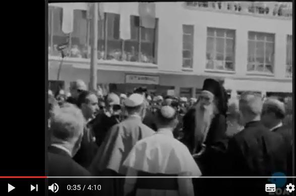 Vea: Sombra-bestia con cuerno Pablo VI.
