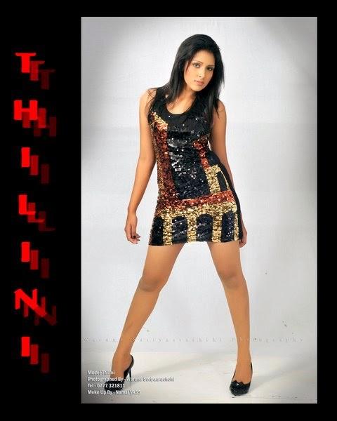 Thilini Amarasooriya sri lankan model