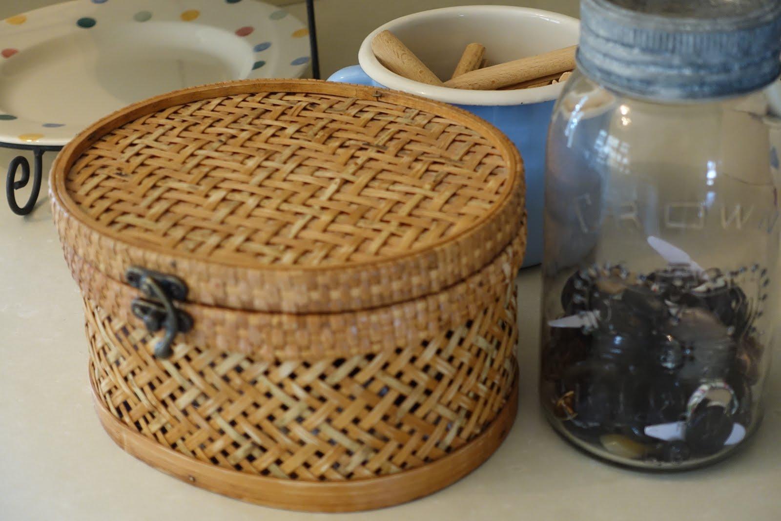 Mending Baskets